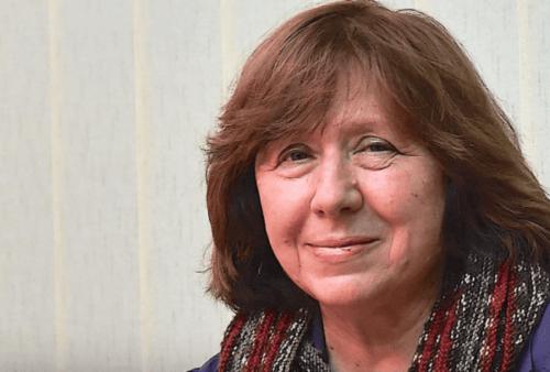 Leer alles over Svetlana Alexievich