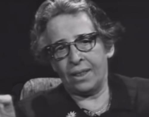 Johanna Arendt, een pluralistische denker