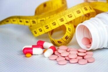 Psychoactieve medicijnen en gewichtstoename