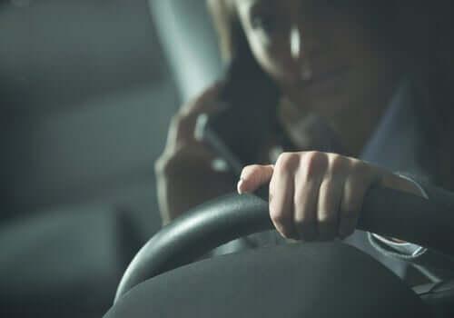 Bellen tijdens het autorijden