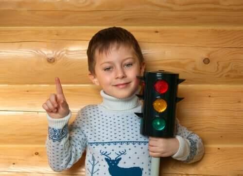 Het verkeerslichtsysteem voor woedebeheersing