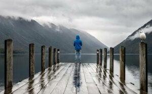 Bevroren of uitgesteld verdriet: pijn die chronisch wordt
