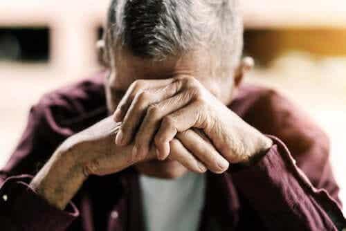 Het sundowning syndroom bij oudere mensen