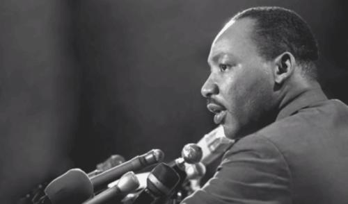 Martin Luther King jr. en burgerrechten