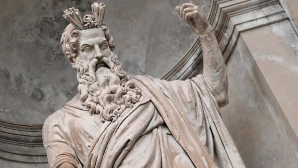 Zeus en de mythe van Tiresias