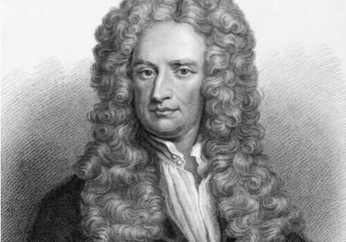 Isaac Newton, een clair-obscure man
