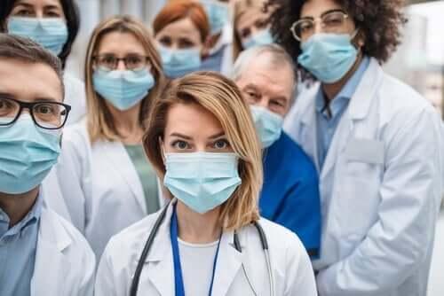 Een bedankbrief aan de gezondheidswerkers