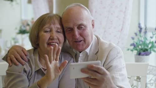 Contact houden met grootouders tijdens de lockdown