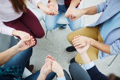 Psychosociale rehabilitatie: het reconstrueren van levens