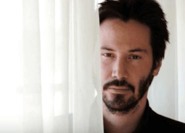 Keanu Reeves, een ander soort beroemdheid