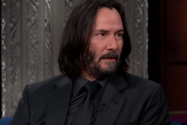 Een interview met Keanu Reeves