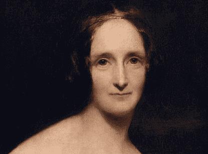 Mary Shelley: een bewogen leven