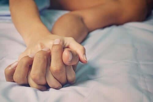 De twee gebieden van de seksuologie