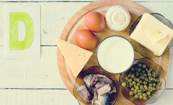 Vitamine D kun je ook uit voeding halen