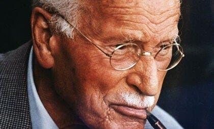 Een afbeelding van Carl Jung