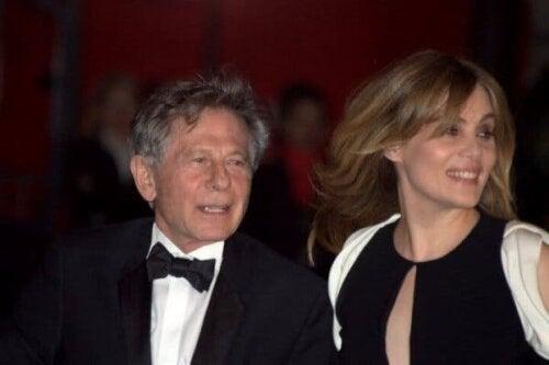 Roman Polanski op de rode loper