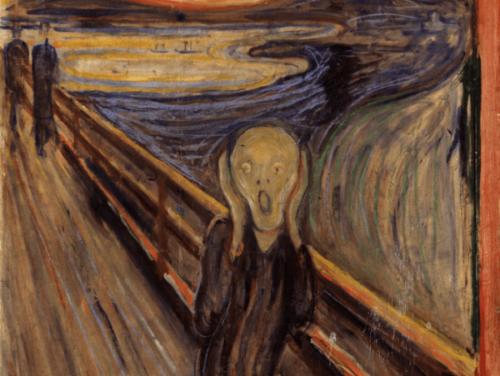 Edvard Munch: schilderijen over liefde en dood