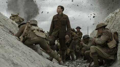 De film 1917: leed in één enkel shot