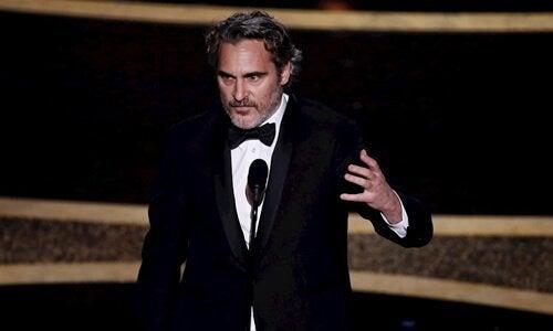 De toespraak van Joaquin Phoenix die miljoenen raakte