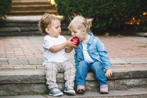 De SDQ meet bijvoorbeeld of je kind graag iets met anderen deelt