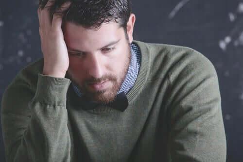Mentale vermoeidheid en uitputting