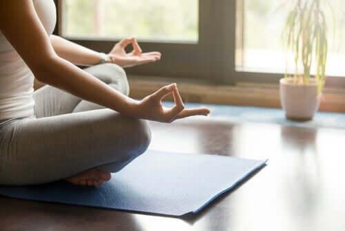 Meditatie kan ook leiden tot uittreding