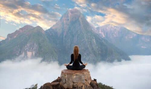 Meditatie kan helpen bij mentale vermoeidheid