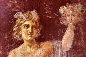De mythe van Medusa en Perseus