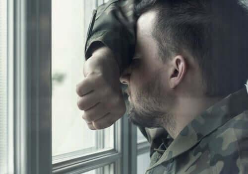 Het soldatensyndroom: posttraumatische stressstoornis