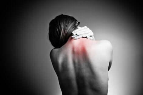 Pijn in gewrichten is ook een symptoom