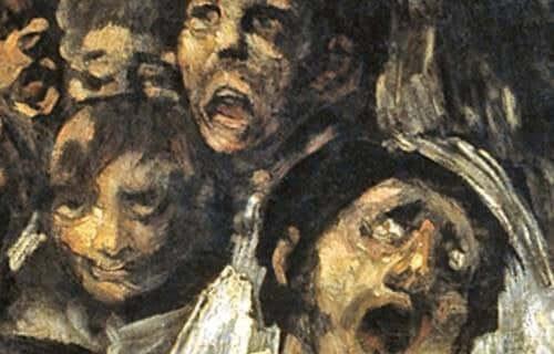 De psychologie van de Zwarte Schilderijen van Goya
