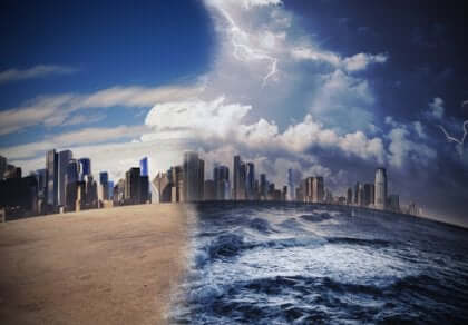 Wat heeft oplossingsaversie met klimaatverandering te maken