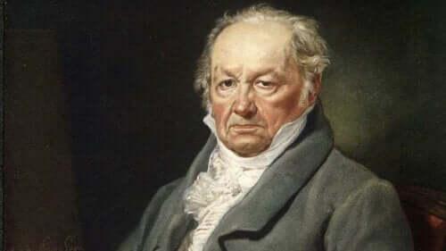 de Zwarte Schilderijen van Goya
