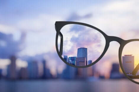 Kijken door een andere bril om je realiteit te zien en accepteren