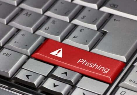 Let op waar je op klikt in een verdachte e-mail