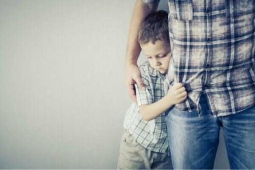 Wat moet je doen als een kind bang is?