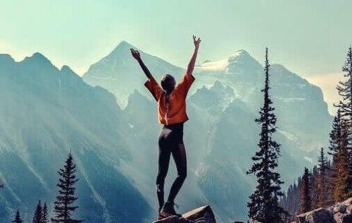 Winnen in het leven is niet hetzelfde als concurreren
