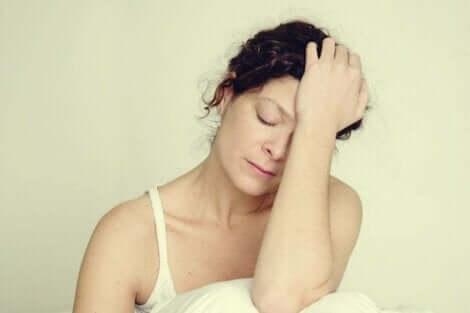 Waarom angst je moe maakt