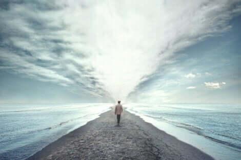 Gedachten kunnen door blijven malen zonder dat je een beslissing neemt