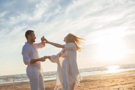 Accepteer de verschillen tussen jou en je partner