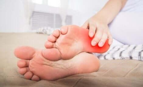 Wat is het brandende voetensyndroom