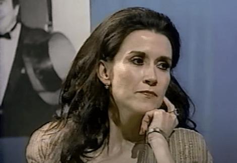 Marilyn vos Savant in een interview
