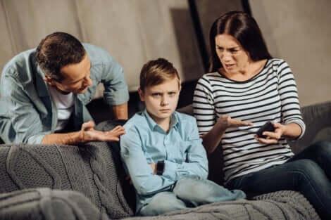 Kind lijkt de schuld te krijgen maar ouders hebben ook verantwoordelijkheid