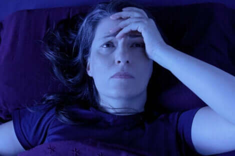 Niet kunnen slapen door bijvoorbeeld hoofdpijn