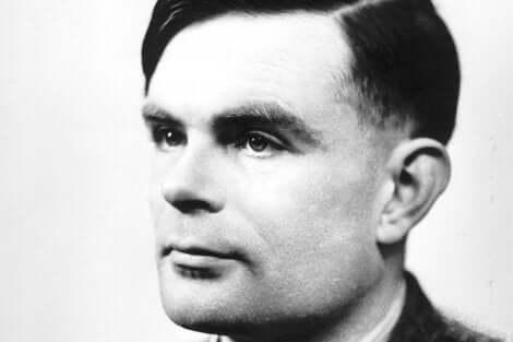 Een afbeelding van Alan Turing