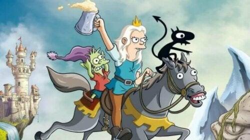 Disenchantment: Matt Groening en middeleeuwse satire
