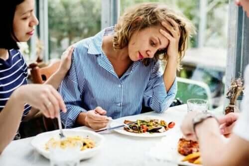 Verlies van eetlust heeft verschillende oorzaken