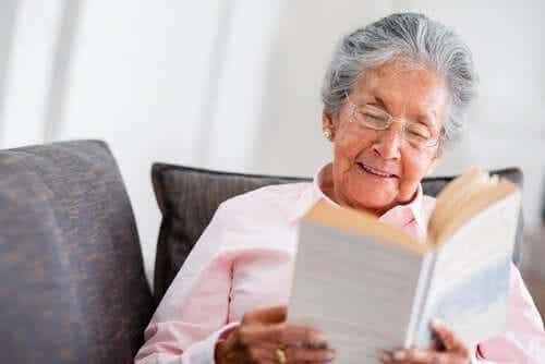 Mijn grootmoeder, de psychologe