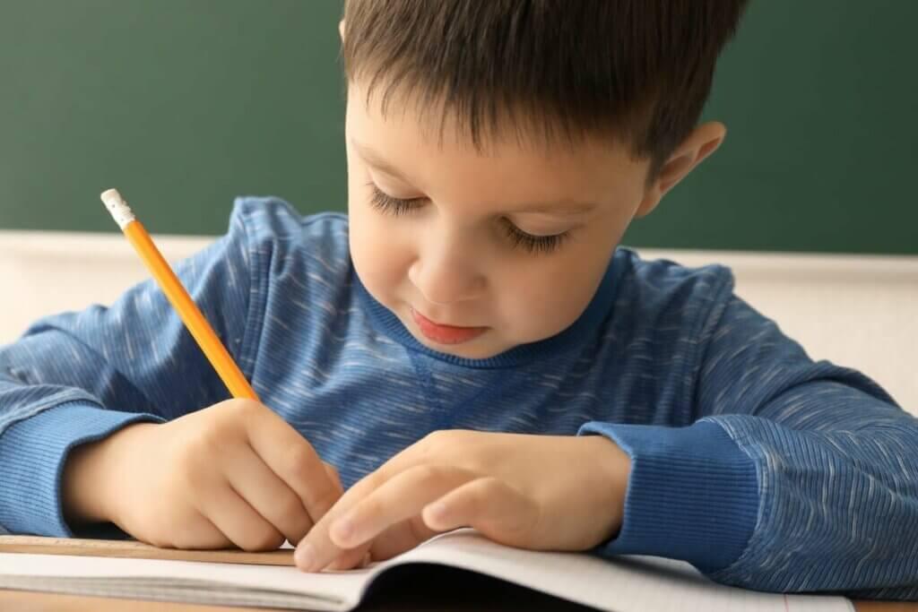 Een kind zou dit op school moeten leren net als schrijven