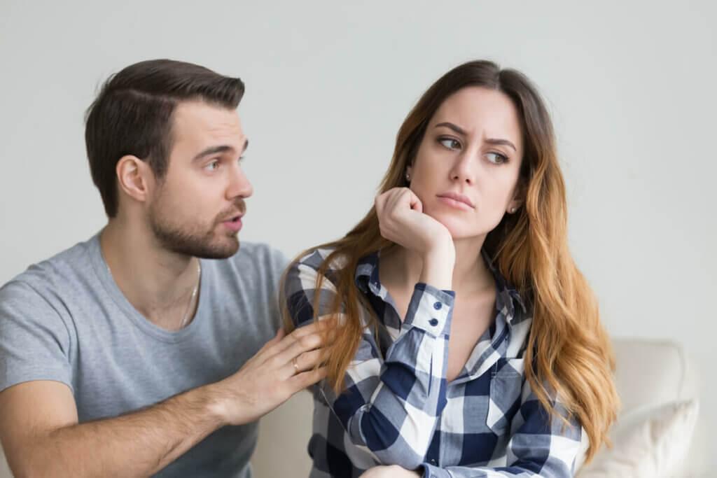 Narcistische jaloezie bij koppels